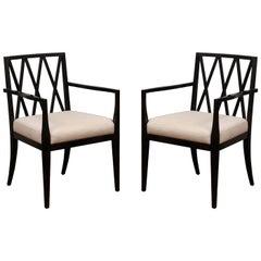 Mondétour Armchair by Jacques Garcia