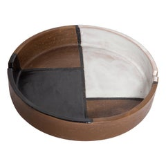 Mondrian Inspired Ashtray by Bitossi for Raymor