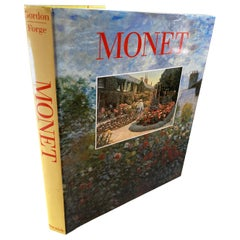 Monet by Claude Monet Coffee Table Art Book