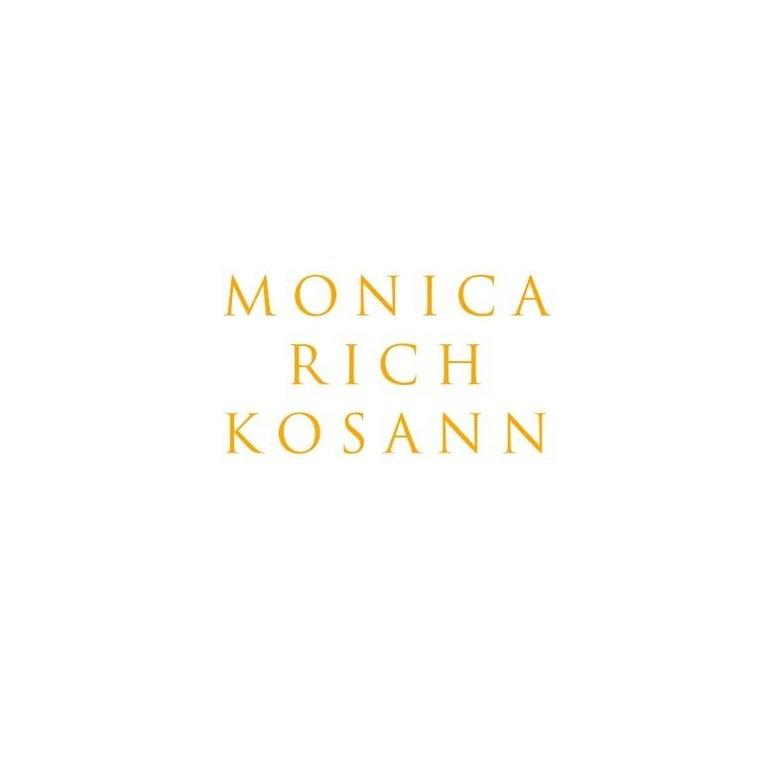 Brilliant Cut Monica Rich Kosann 18k Yellow Gold