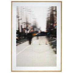 "Mónica Sánchez-Robles ""Urban Paris"" Printing on Photographic Paper"