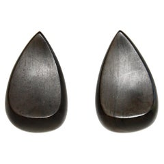 Monies Ebony Teardrop Clip
