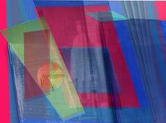 Parallel Fields #1, 2018, Medium Archival Pigment Print on Photo Paper