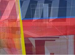 Parallel Fields #3, 2018, Medium Archival Pigment Print on Photo Paper