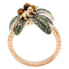 Monkey Palm Ring
