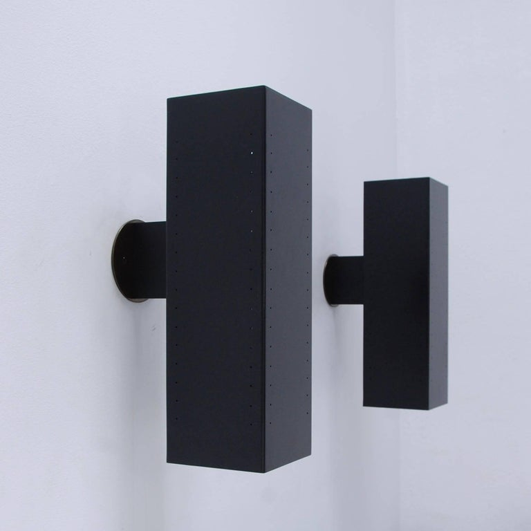 Contemporary MonLUlith Outdoor Sconces For Sale