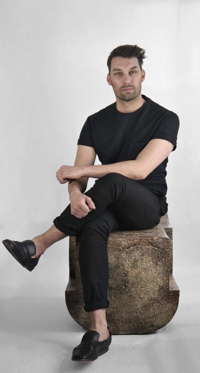 Mono Block Chair, Isac Elam Kaid For Sale 4