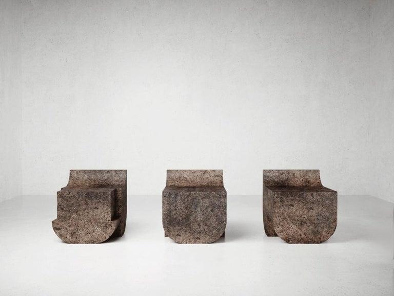 Mono Block Chair, Isac Elam Kaid For Sale 5