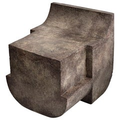 Mono Block Chair, Isac Elam Kaid