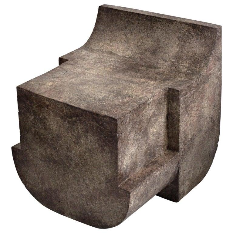 Mono Block Chair, Isac Elam Kaid For Sale