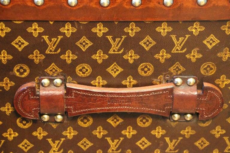 Monogram Louis Vuitton Trunk, Louis Vuitton Steamer Trunk,Louis Vuitton Courrier For Sale 6