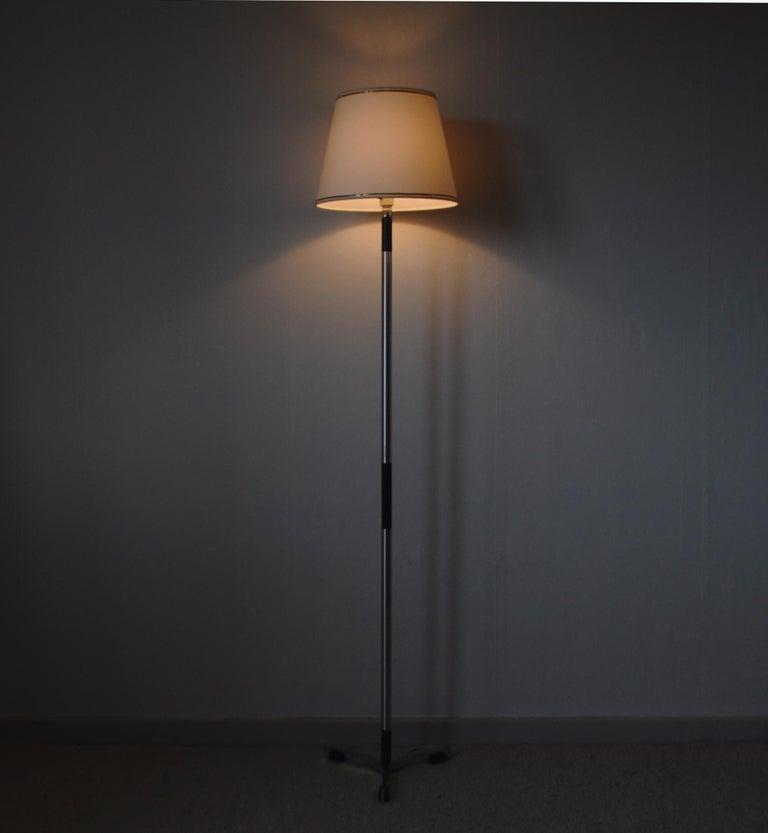 20th Century Monolit Floor Lamp by Jo Hammerborg for Fog & Mørup, 1960s For Sale