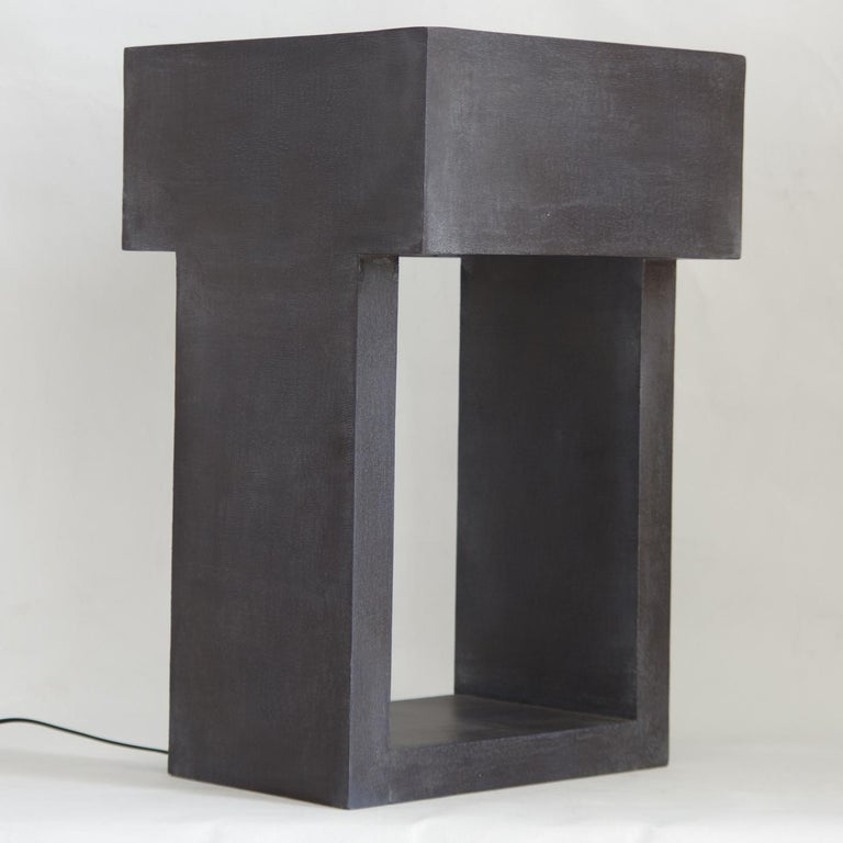 Italian Monolite 1 Light-Sculpture by Giorgio Cubeddu For Sale