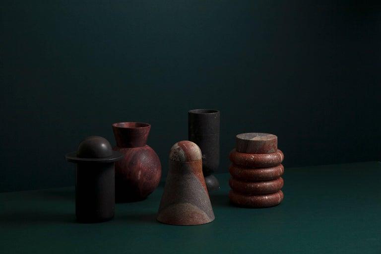 Monolith Series in Combarbalita Stone by Rodrigo Bravo 10