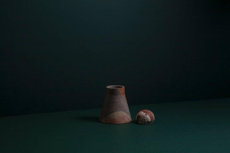 Monolith Series in Combarbalita Stone by Rodrigo Bravo 2