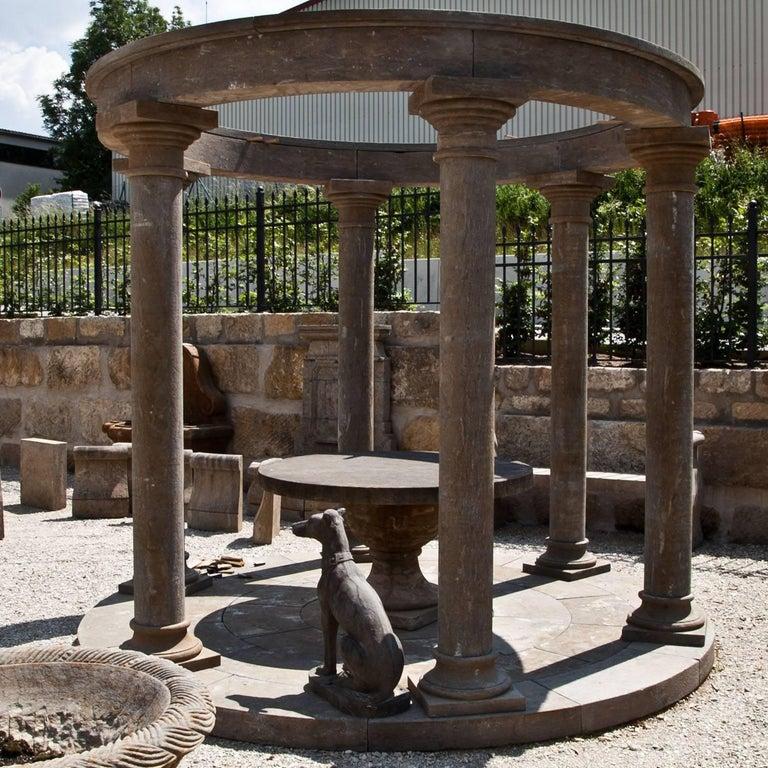 European Monopteros as Garden Pavilion, 21st Century For Sale