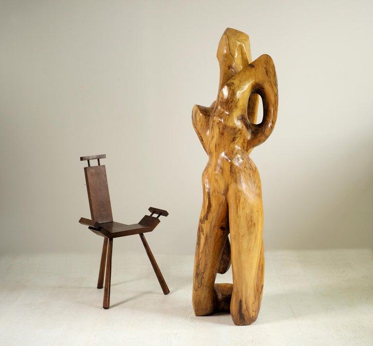 Monoxyl Sculpture,