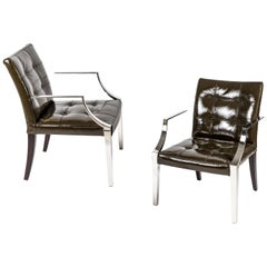 Monseigneur Chairs Designed by Philippe Starck for Driade