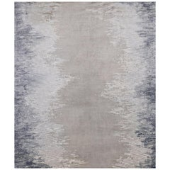 Hand Knotted - silk rug - Monsoon Cocoon, Edition Bougainville