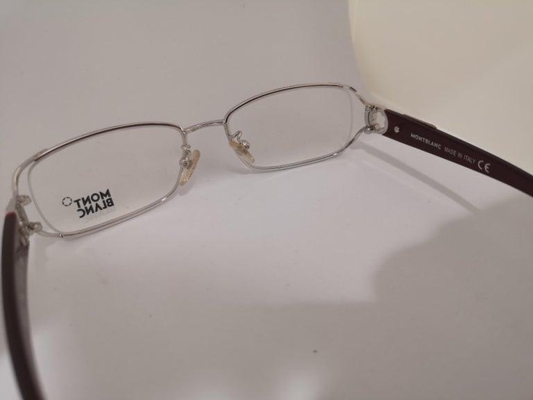 Women's or Men's Mont Blanc frames For Sale