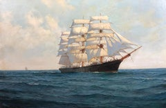 "Clipper Ship ""L. Hogue"""