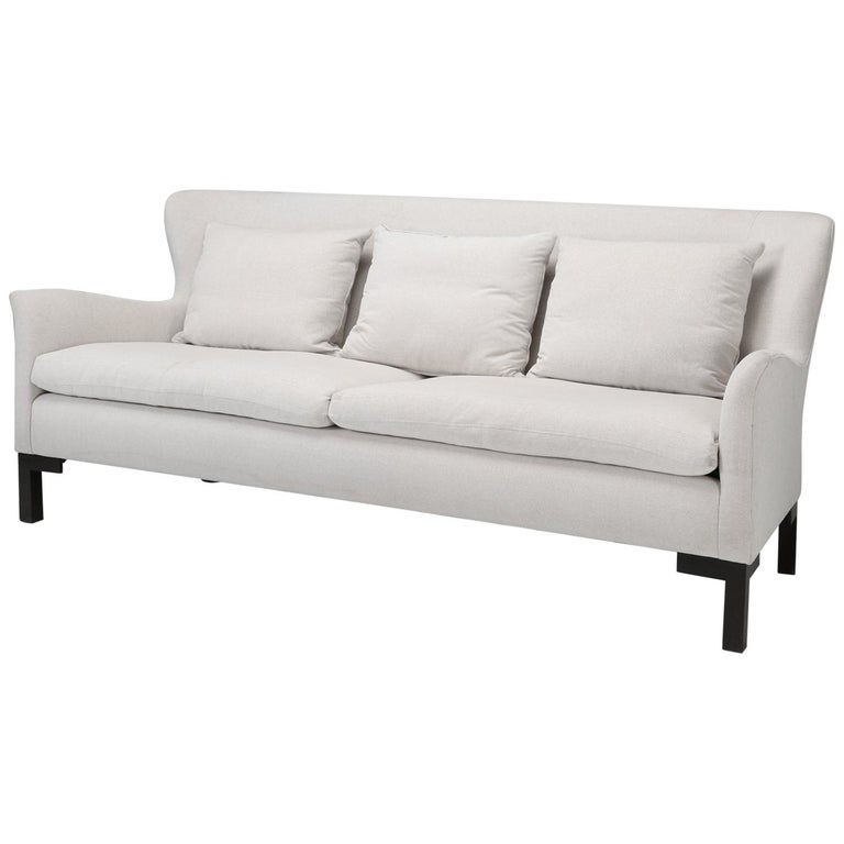 Montauk Sofa Handmade in Montreal, Canada For Sale