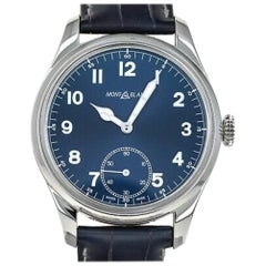 Montblanc 1858 113702, Case, Certified and Warranty