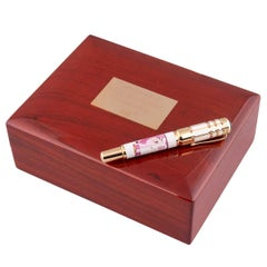 Montblanc 5/10 Limited Edition Max Reinhardt Ruby Fountain Pen, 2003