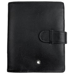 Montblanc Black Leather Wallet