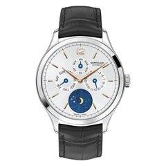 Montblanc Heritage Chronometrie Quantieme Automatic Men's Watch 112536