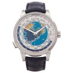 Montblanc Heritage Spirit Orbis Terrarum Asian UNICEF Stainless Steel 116534