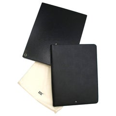 Montblanc Large Sartorial Notepad with Zip