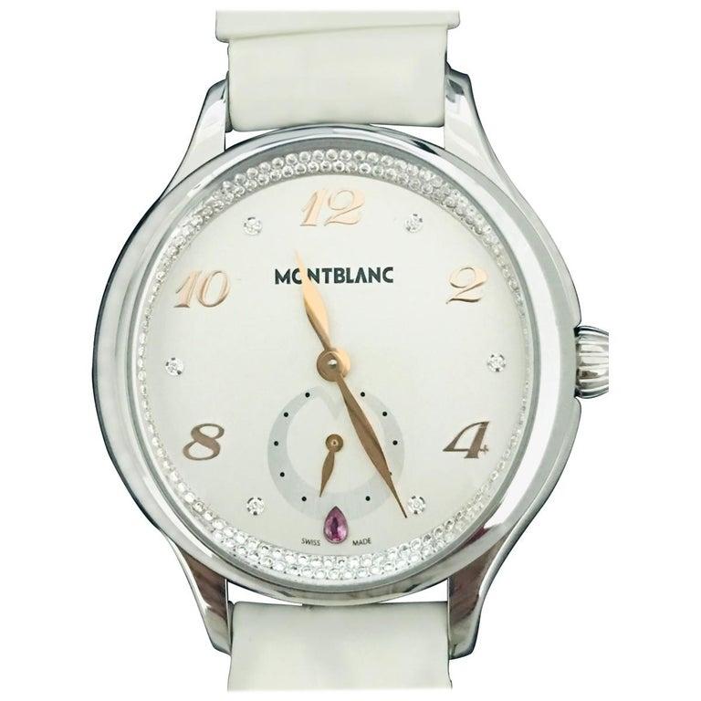 Montblanc Princess Grace De Monaco Ladies Watch For Sale