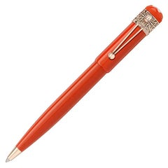 Montblanc Rouge et Noir Spider Metamorphosis Special Edition Pen 118234