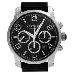Montblanc Timewalker 7069, Case, Certified and Warranty