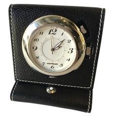 Montblanc Travel Alarm Clock 7056