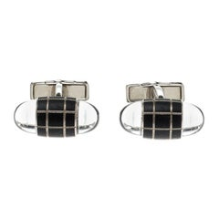 Montblanc UrbanWalker Floating Star Cufflinks
