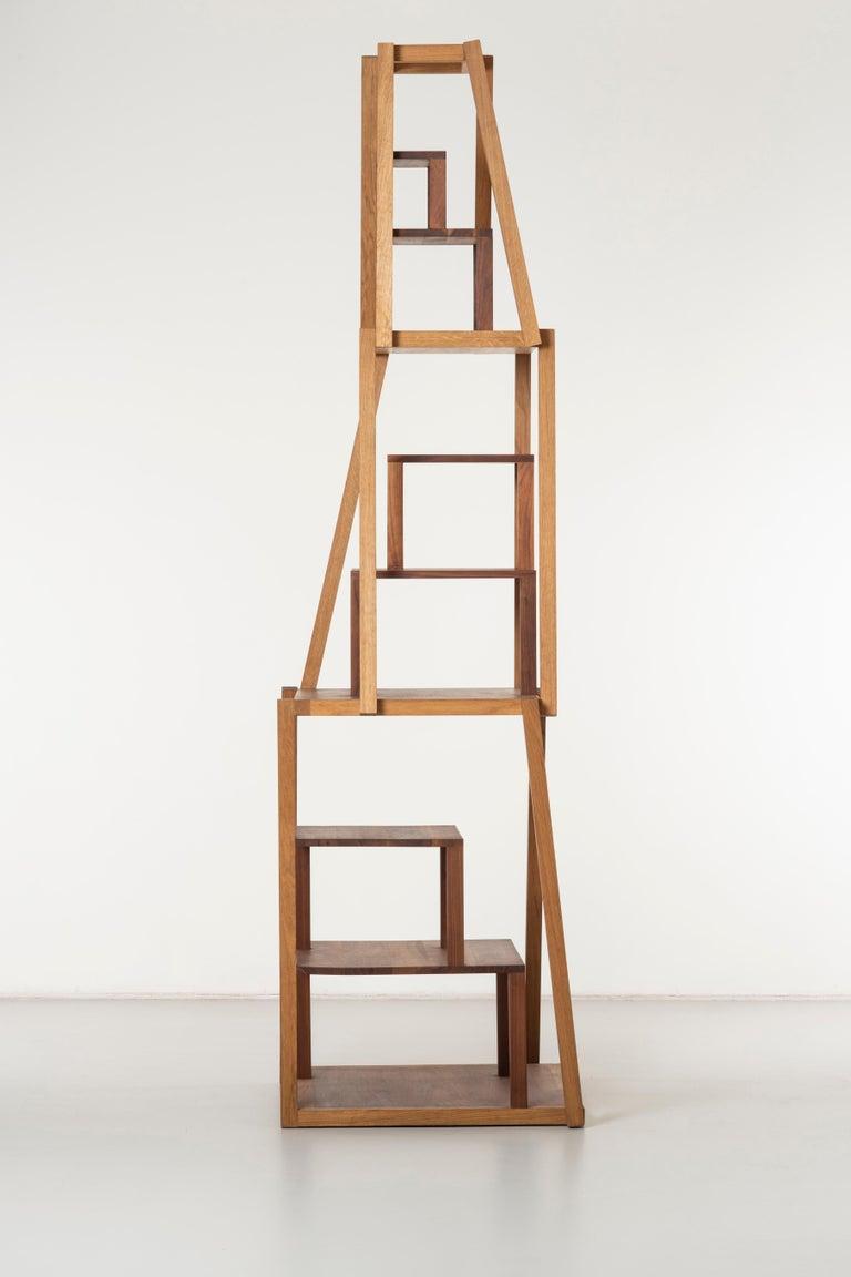 Contemporary Montefeltro Bookcase by Michele De Lucchi For Sale