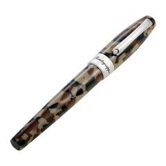 """Montegrappa """"Fortuna"""" Camouflage Fountain Pen Medium"""