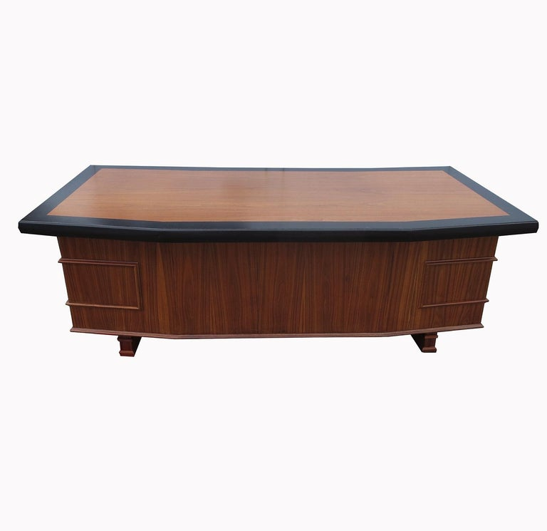 Monteverdi Young Executive Desk by Maurice Bailey For Sale 2