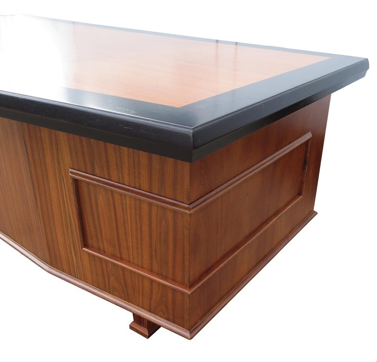 Monteverdi Young Executive Desk by Maurice Bailey For Sale 1