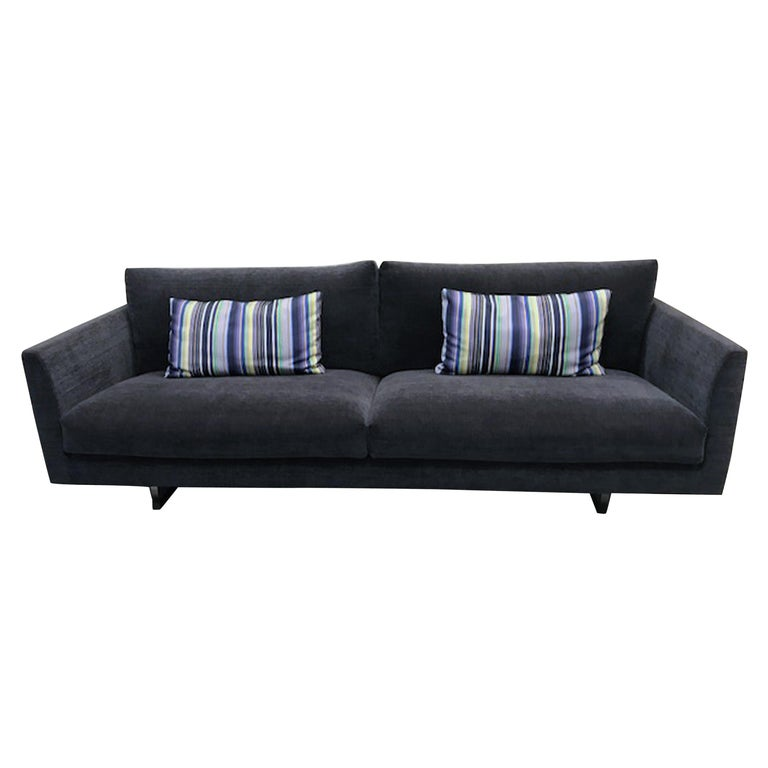 Montis Axel 3.5 Seater Fabric Sofa For Sale