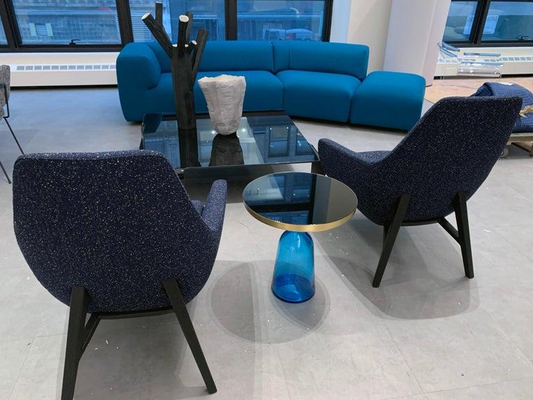 Montis Aztec 2.5-Seat Sofa Upholstered in Raf Simons Fabric 5