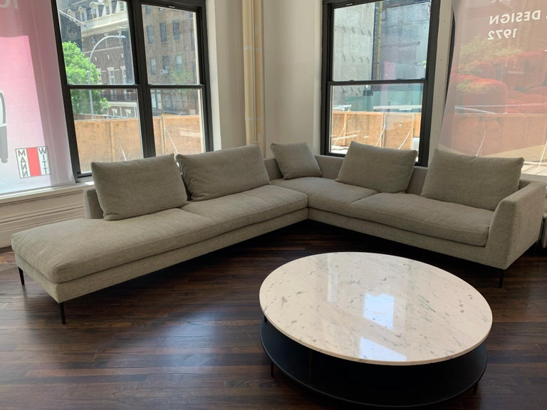 Contemporary Montis Daley Sectional 2