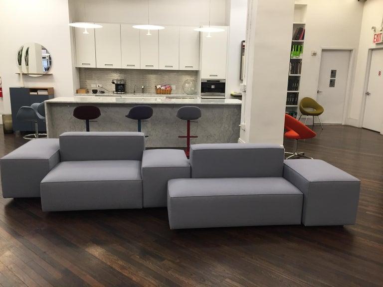 Organic Modern Montis Domino Modular Sofa For Sale