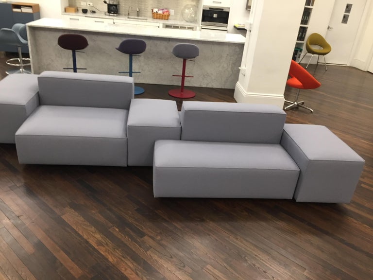 Dutch Montis Domino Modular Sofa For Sale