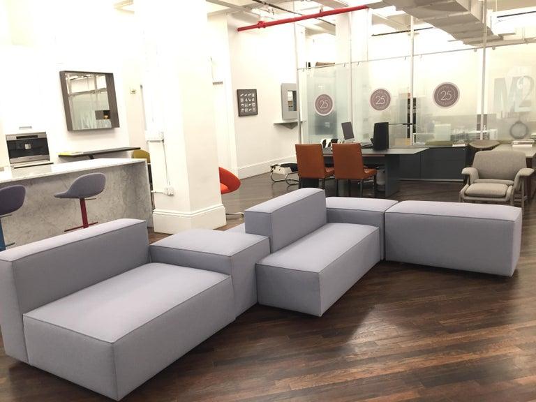 Fabric Montis Domino Modular Sofa For Sale