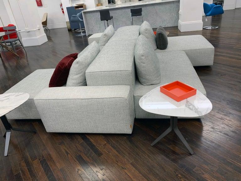 Organic Modern Montis Domino.18 Modular Sofa For Sale