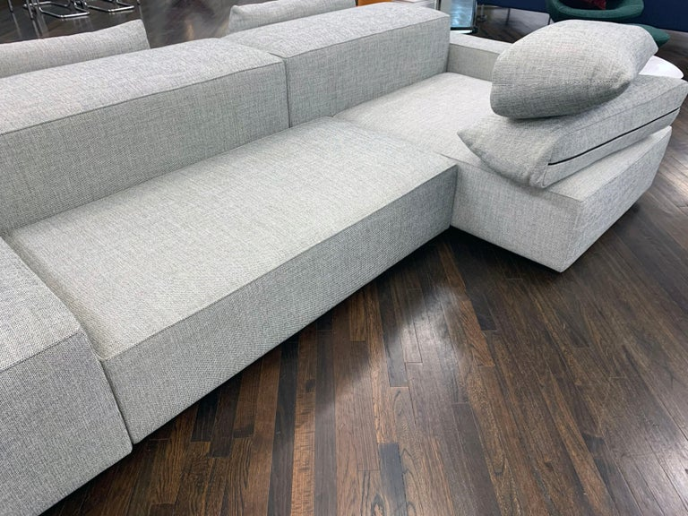Montis Domino.18 Modular Sofa In Excellent Condition For Sale In New York, NY