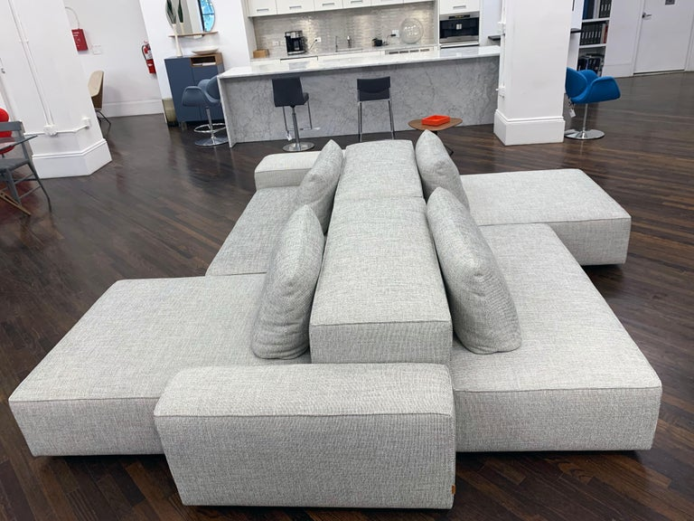 Contemporary Montis Domino.18 Modular Sofa For Sale